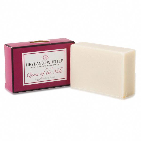 H&W英倫薇朵 埃及豔后手工香氛皂 95g