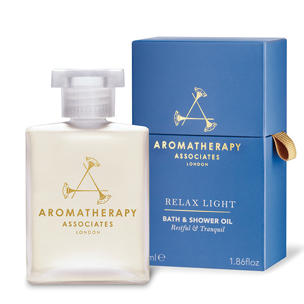 AA 輕盈舒緩沐浴油55mL (Aromatherapy Associates)