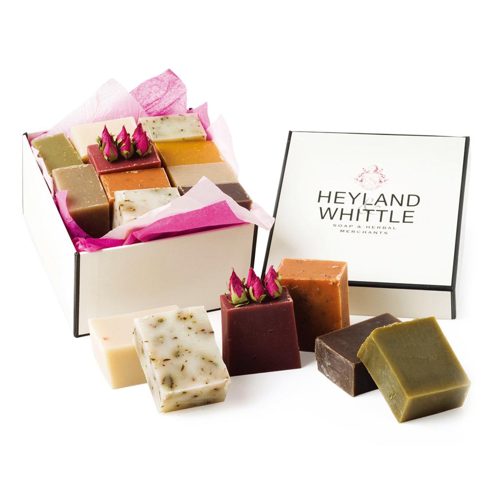 H&W英倫薇朵  粉紅佳人香氛禮盒