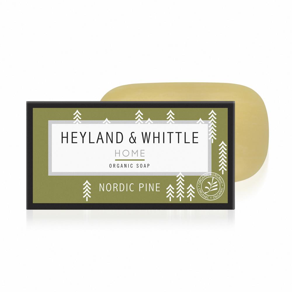 H&W英倫薇朵 北歐雪松手工香氛皂(植萃)150g