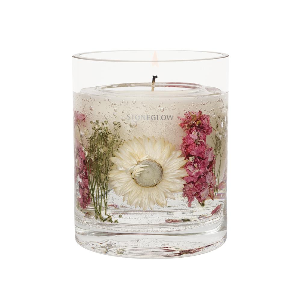 STONEGLOW 玫瑰天竺葵香氛燭