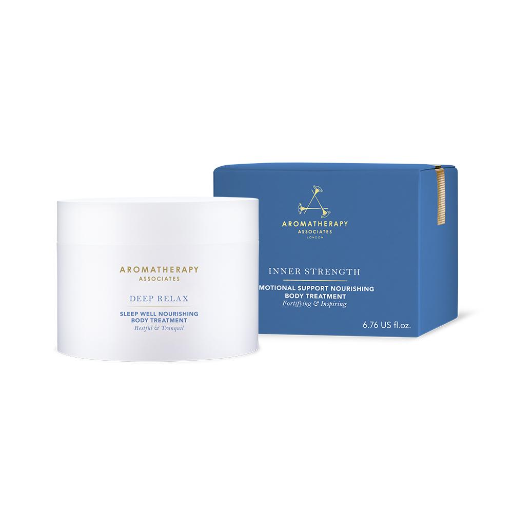 AA 英國皇家芳療 晚間舒眠護膚霜200mL(Aromatherapy Associates)