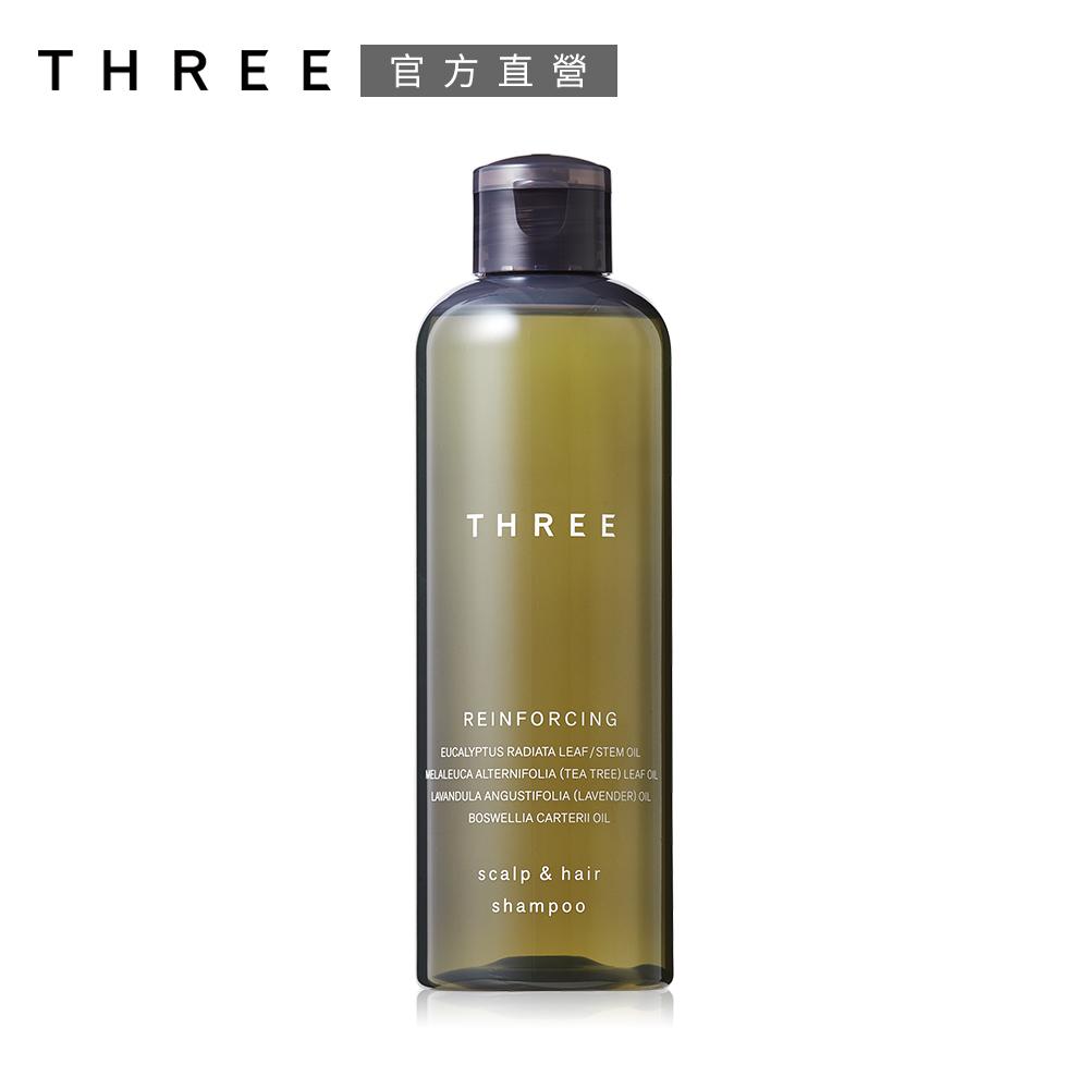 THREE 極致豐盈洗髮露R 250mL