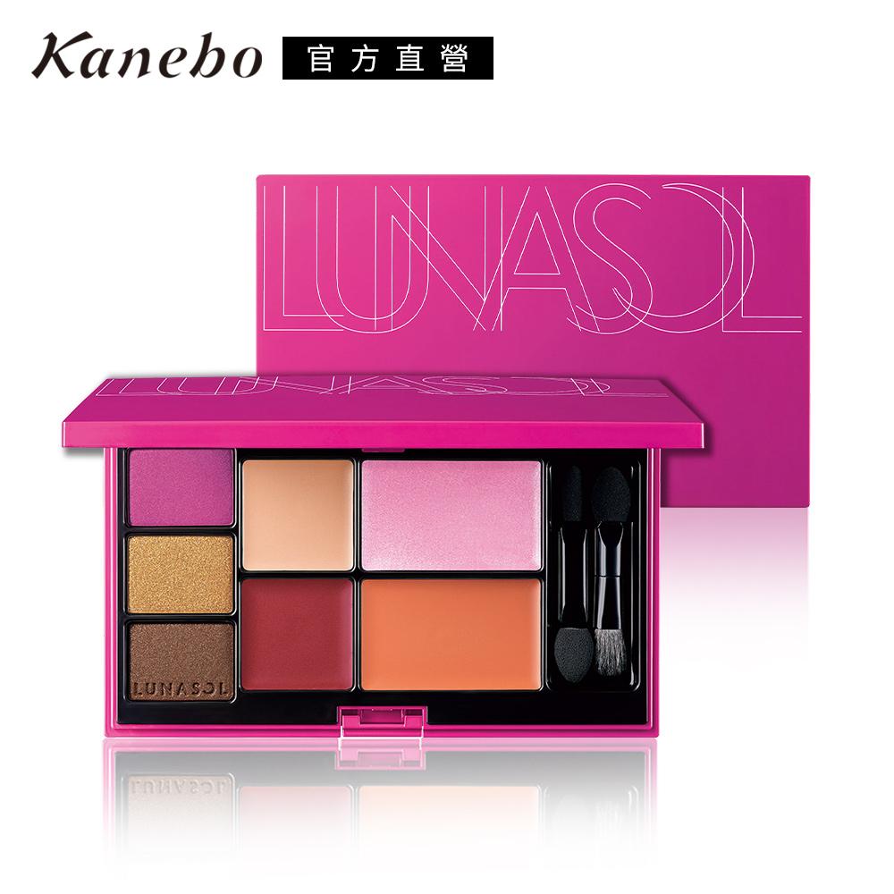 KANEBO 佳麗寶LUNASOL摯愛假日派對(顏彩盤)#EX01 14g