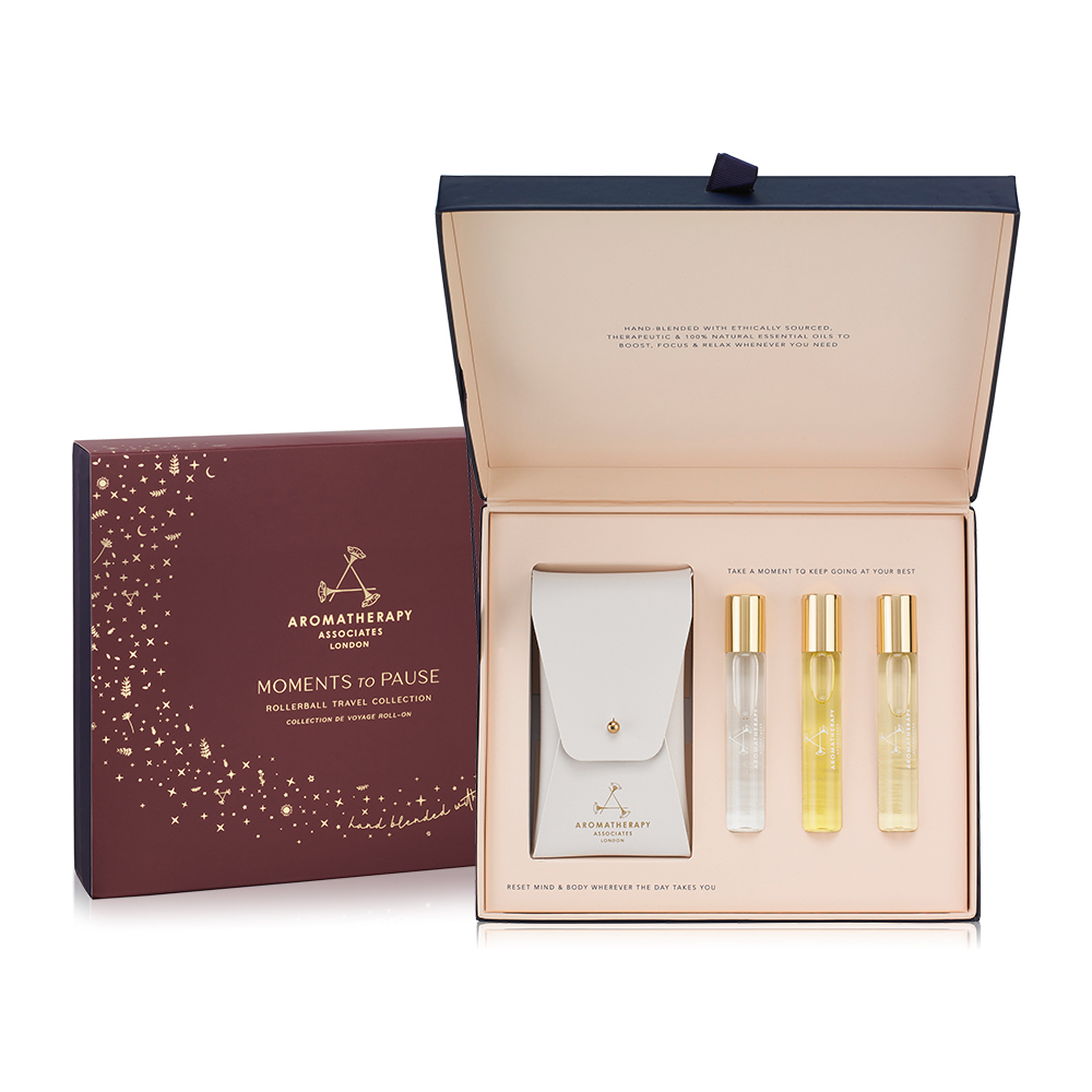 AA 英國皇家芳療 輕旅經典滾珠(3款)(Aromatherapy Associates)