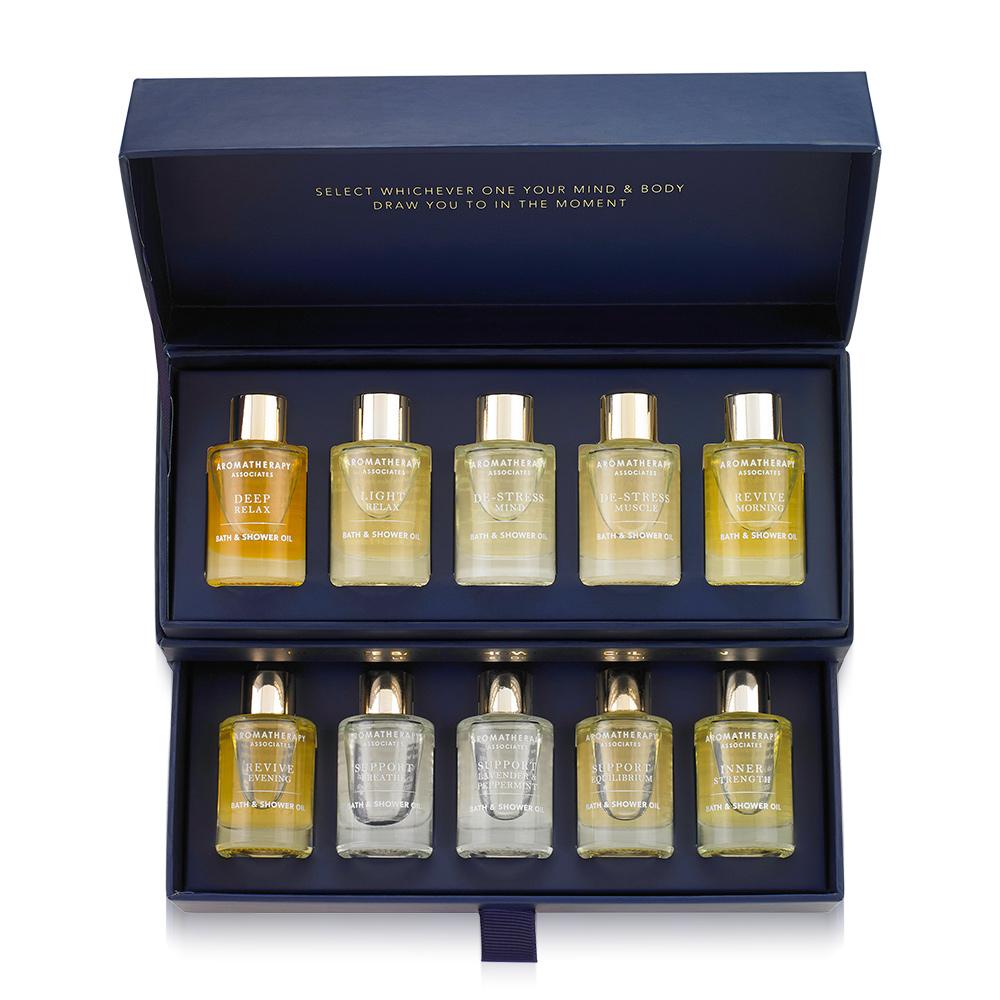 AA 英國皇家芳療 典藏芳療精油珠寶盒(Aromatherapy Associates)