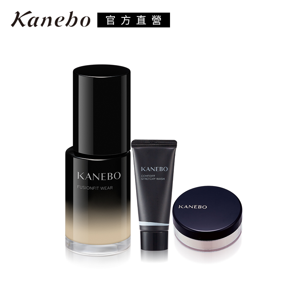 Kanebo 佳麗寶 沁透粉底1+2超值組【獨家】