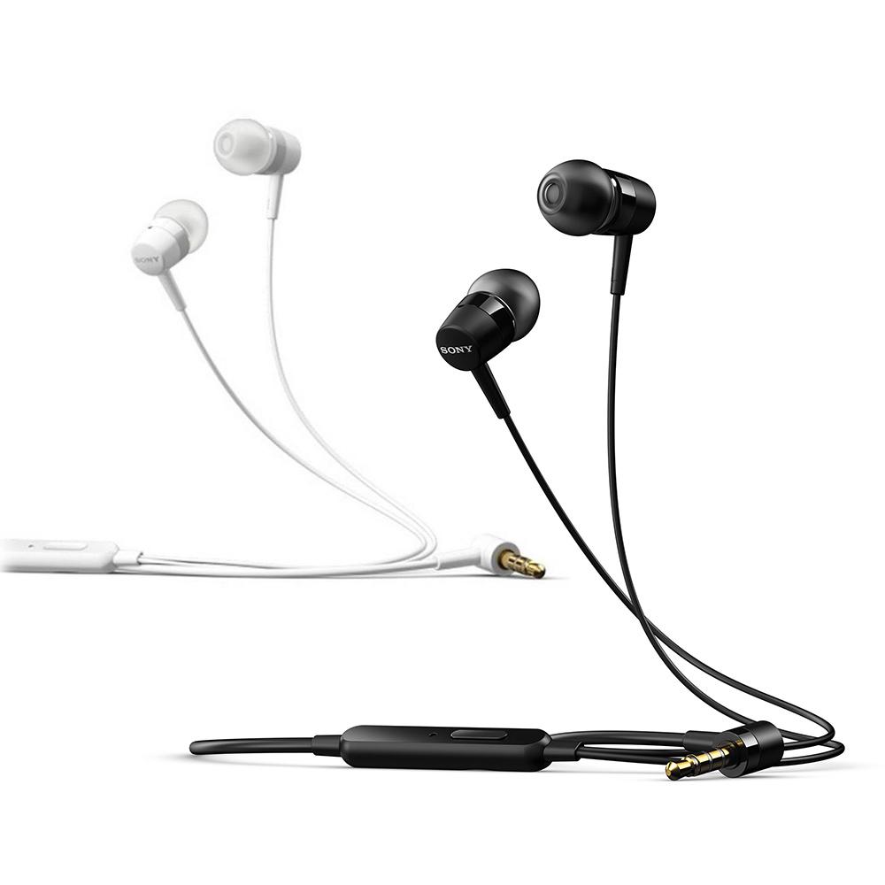 SONY MH750 原廠3.5mm立體聲入耳式線控耳機 (密封袋裝)