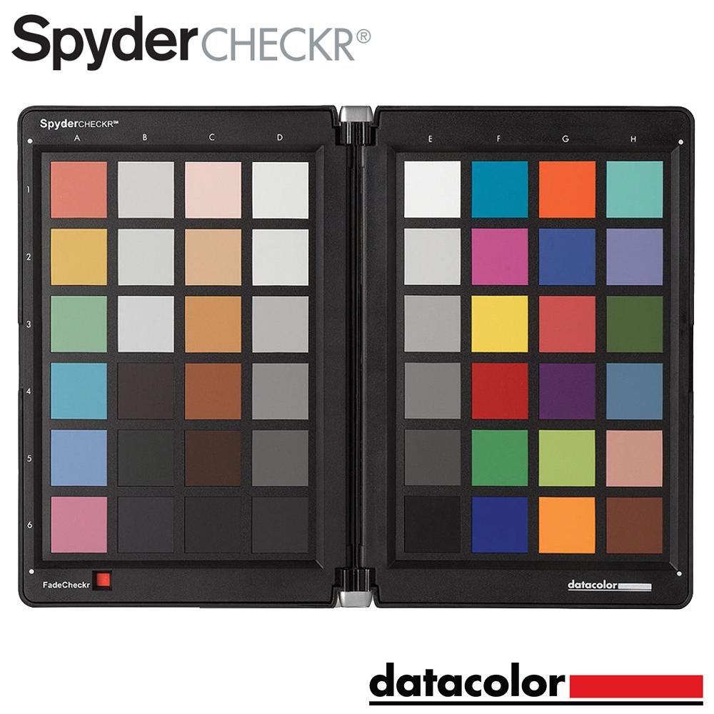 Datacolor Spyder Checkr 色卡 智慧色彩調整工具 公司貨 DT-SCK100