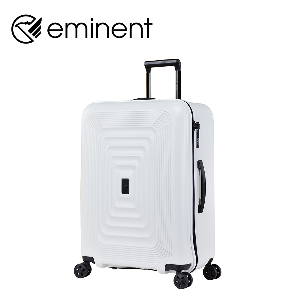 eminent【Twilight】PC行李箱 27吋<白色> KK09