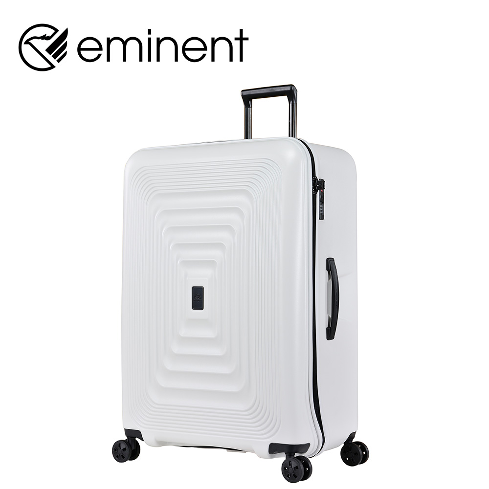 eminent【Twilight】PC行李箱 31吋<白色> KK09