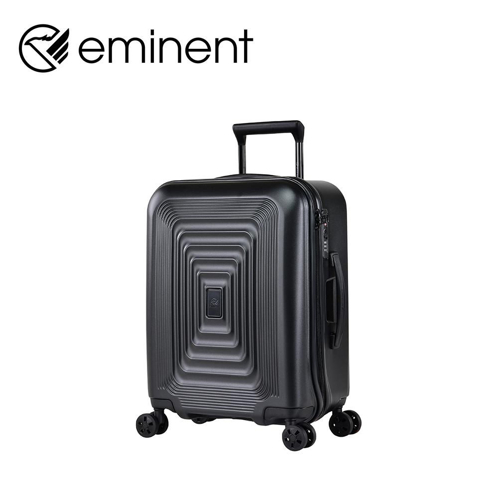 eminent【Twilight】PC行李箱 20吋<黑色> KK09