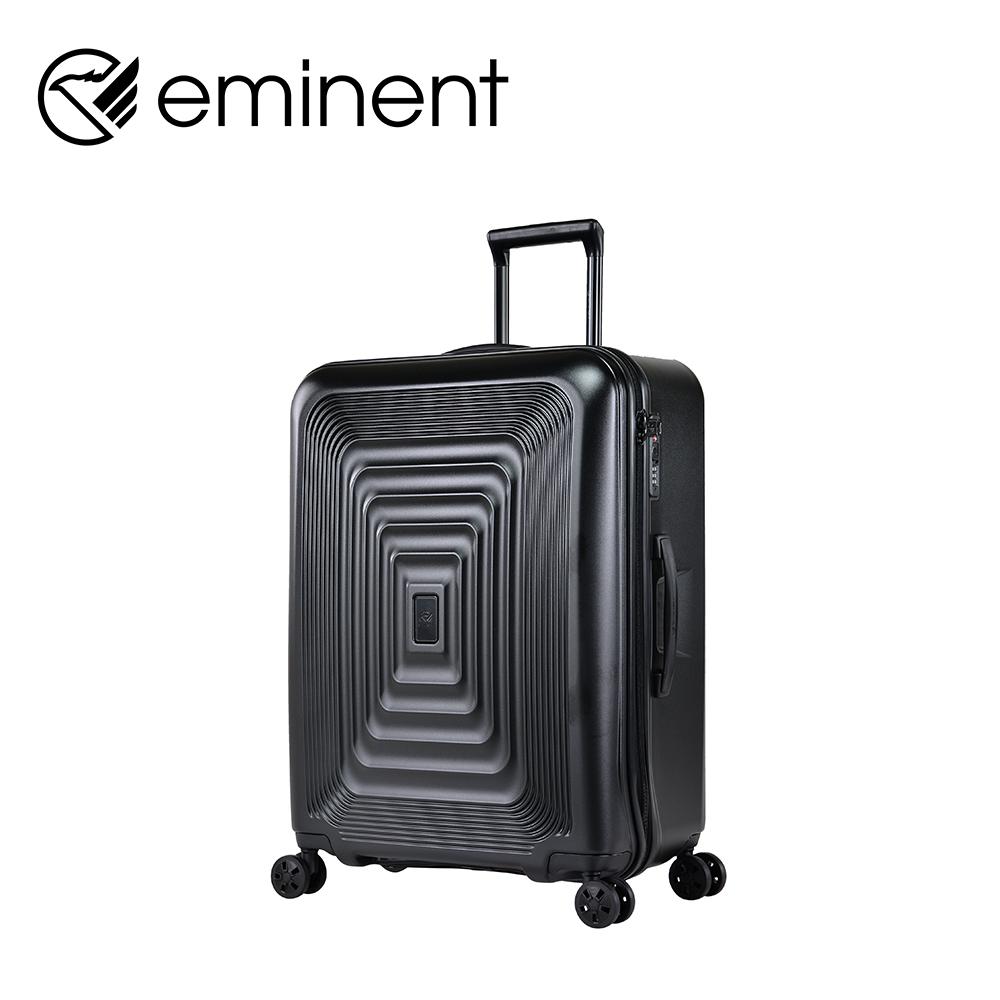 eminent【Twilight】PC行李箱 27吋<黑色> KK09