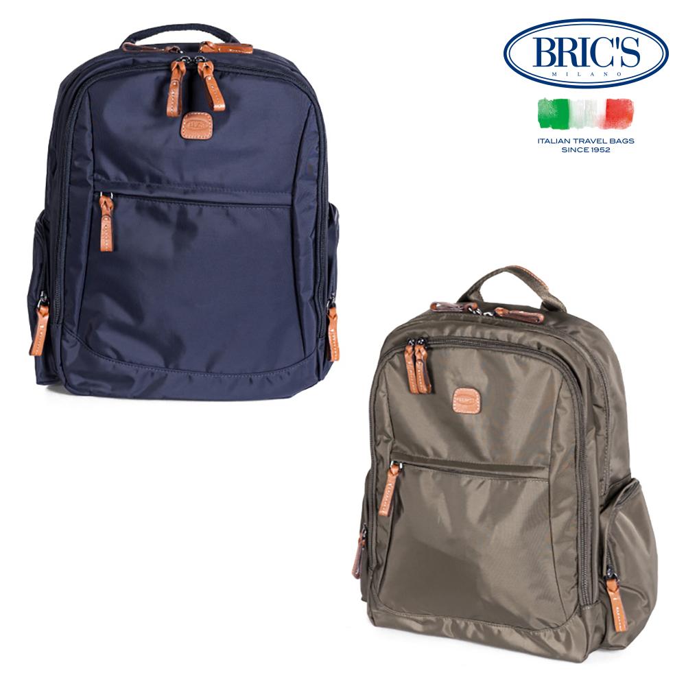義大利 BRIC'S X-Travel 防撥水 後背包 筆電包