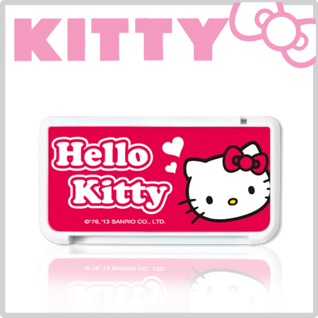 【工商憑證,報稅專用】Hello Kitty 多功能 Combo ATM 讀卡機 (KT-R12)