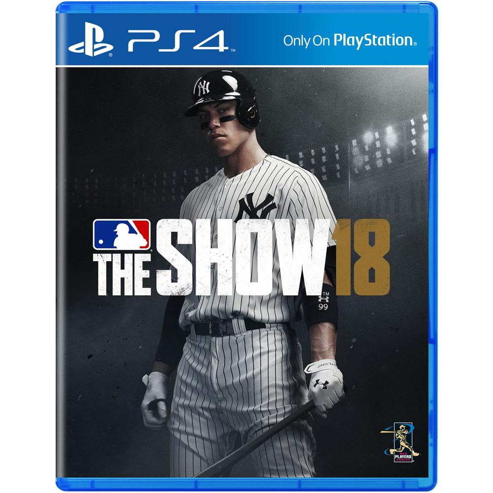 【預購】PS4 美國職棒大聯盟18 – 英文版