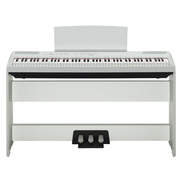 【YAMAHA 山葉】88鍵電鋼琴 / 數位鋼琴-公司貨 (P-115)