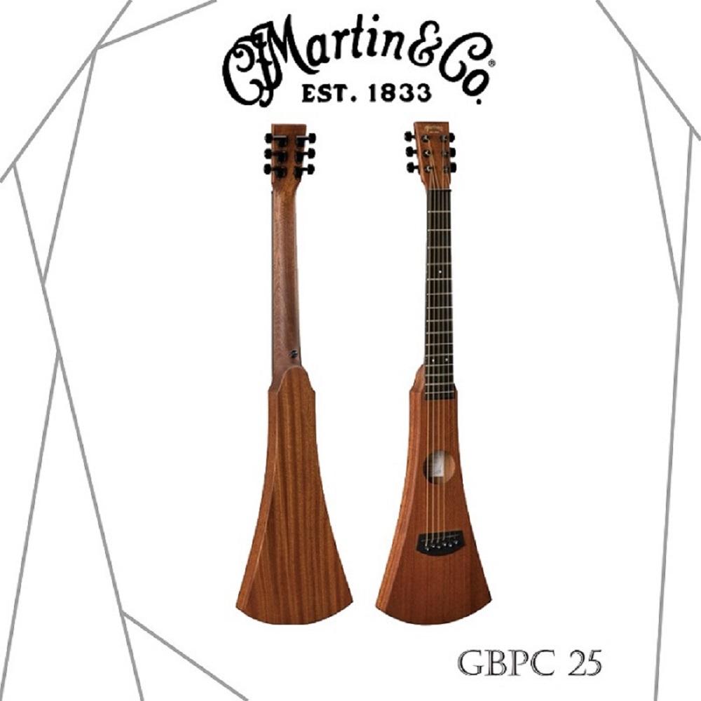 【Martin】GBPC25木吉他/25周年紀念款旅行吉他/贈超值配件包/公司貨保固