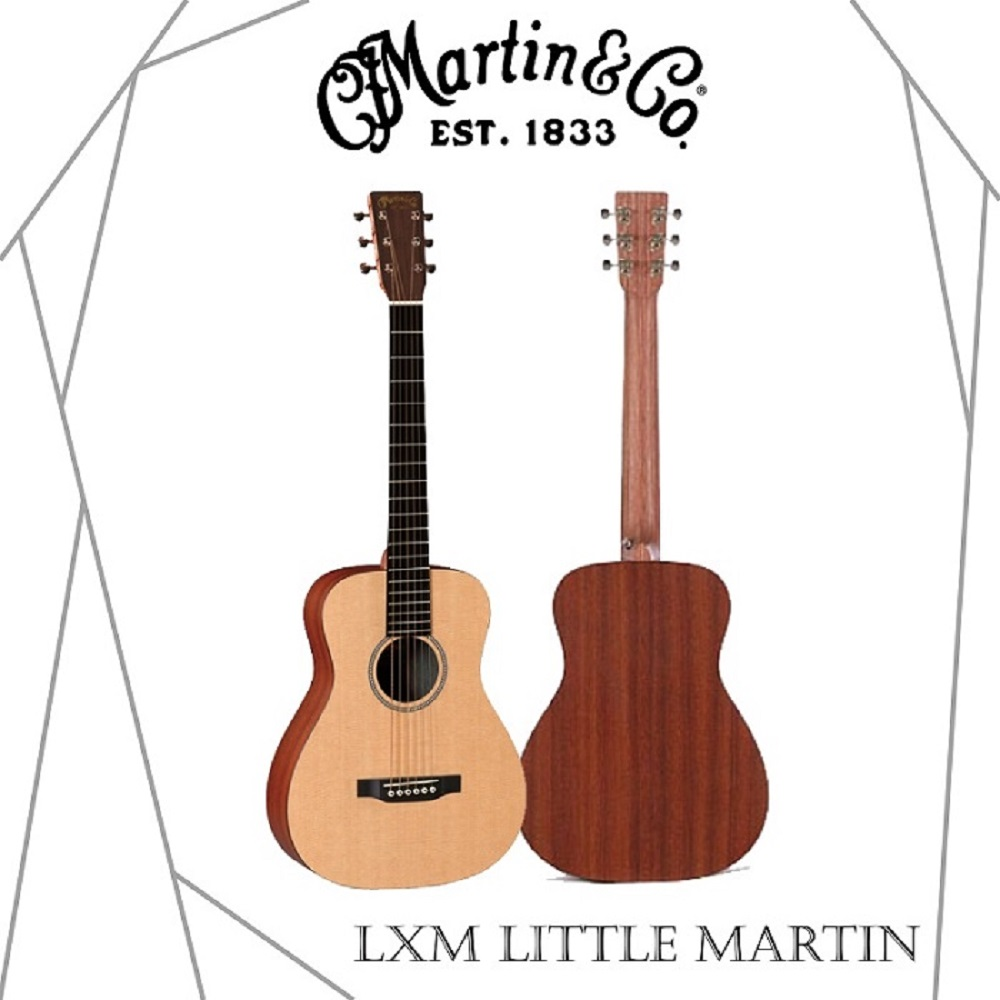 【Martin】LXM木吉他/旅行吉他/贈超值配件包/公司貨保固