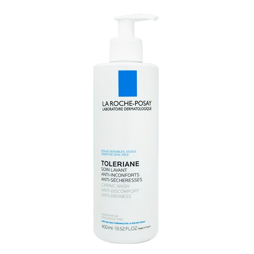 【LA ROCHE-POSAY理膚寶水】多容安清潔卸妝乳液 400ml