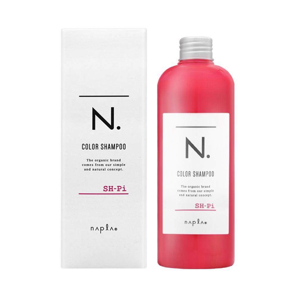 【NAPLA】炫彩洗髮精 320ml #粉紅