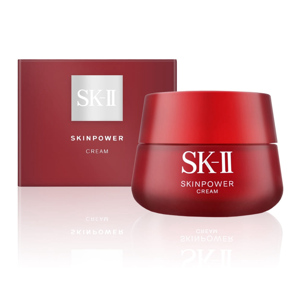 【SK-II】肌活能量活膚霜 80g (贈Avene旅行三件組)