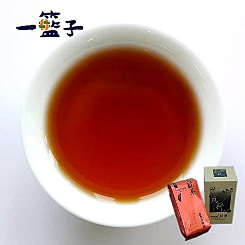 預購《一籃子》慈耕有機阿薩姆8號紅茶(60g/包,共3包)