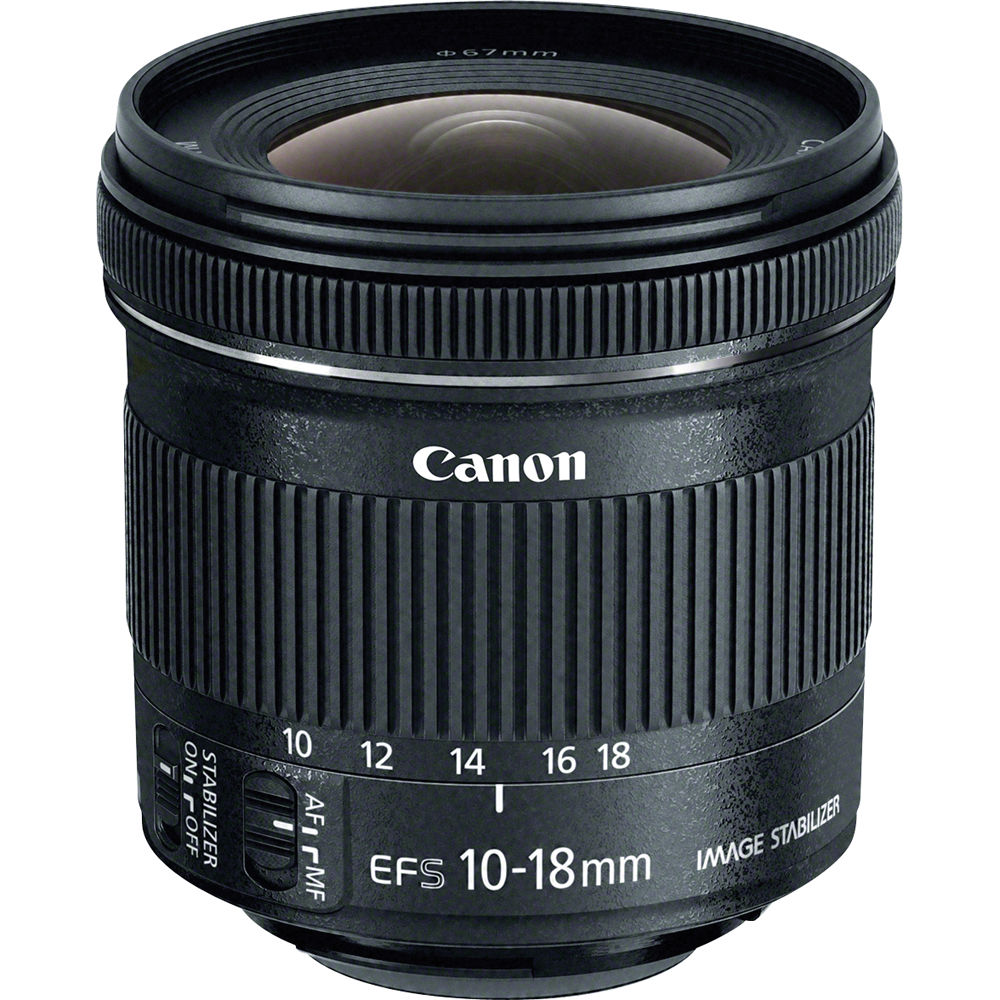 Canon EF-S 10-18mm F4.5-5.6 IS STM 公司貨
