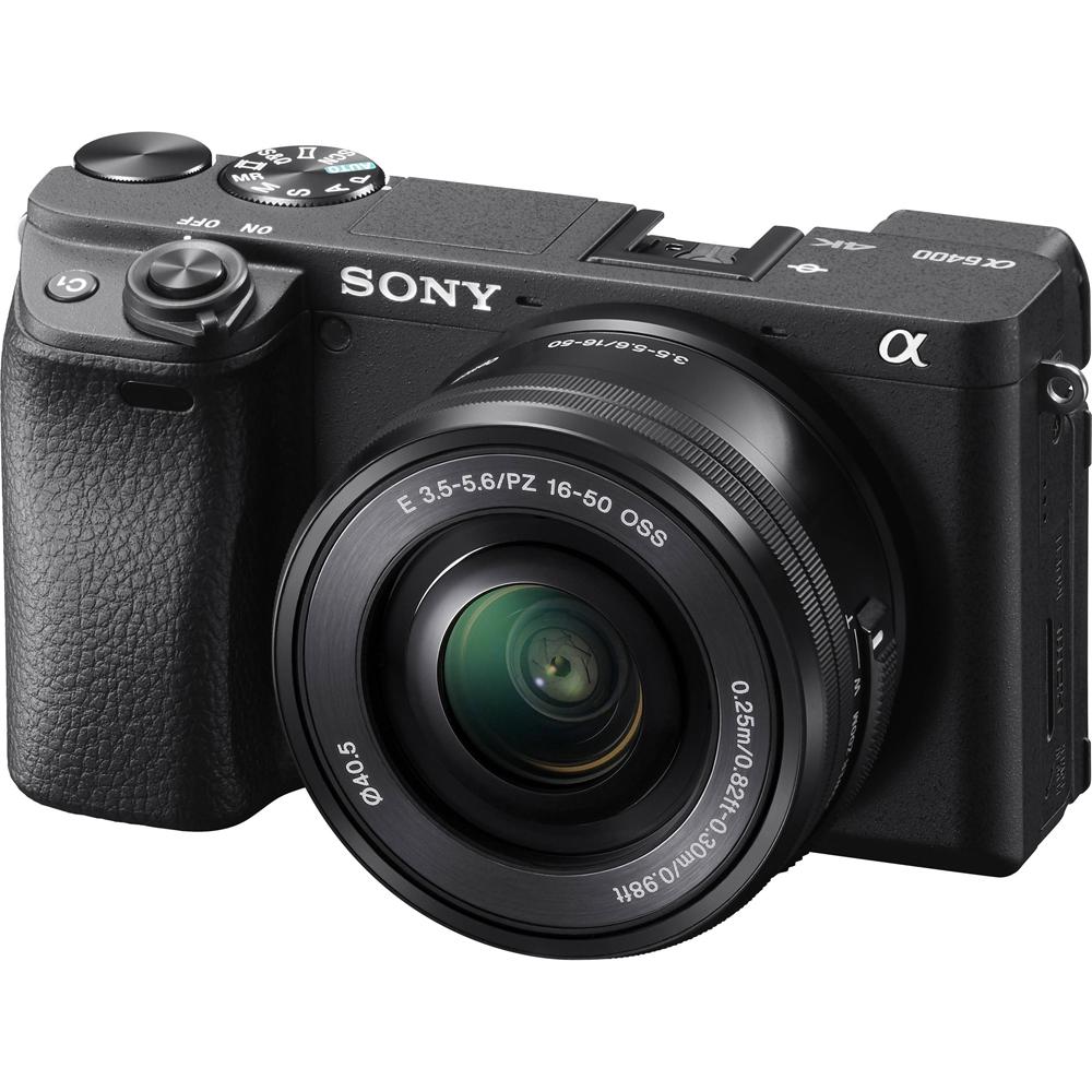 SONY ILCE- 6400L / A6400L +16-50mm 變焦鏡組 (公司貨)