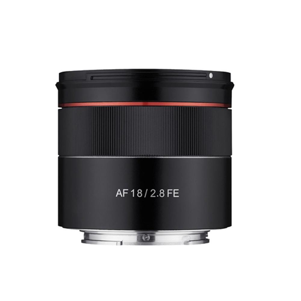 SAMYANG 18mm F2.8 AF FOR SONY FE 自動對焦鏡頭 (公司貨)贈大清潔組+UV鏡