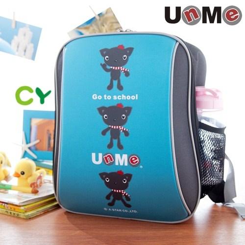 【UnMe】超輕單層後背書包/水藍