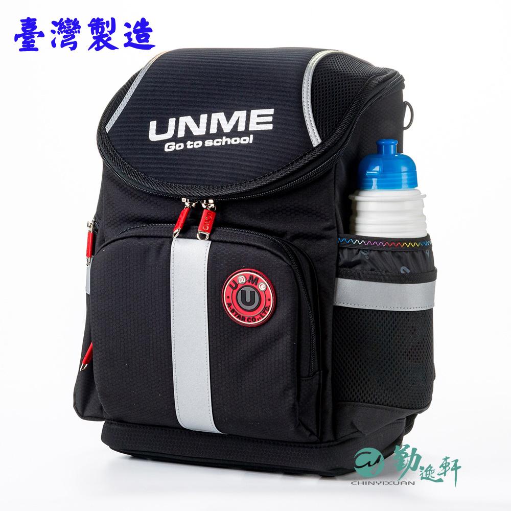 【UnMe】運動風後背書包╱帥氣黑_帥氣黑