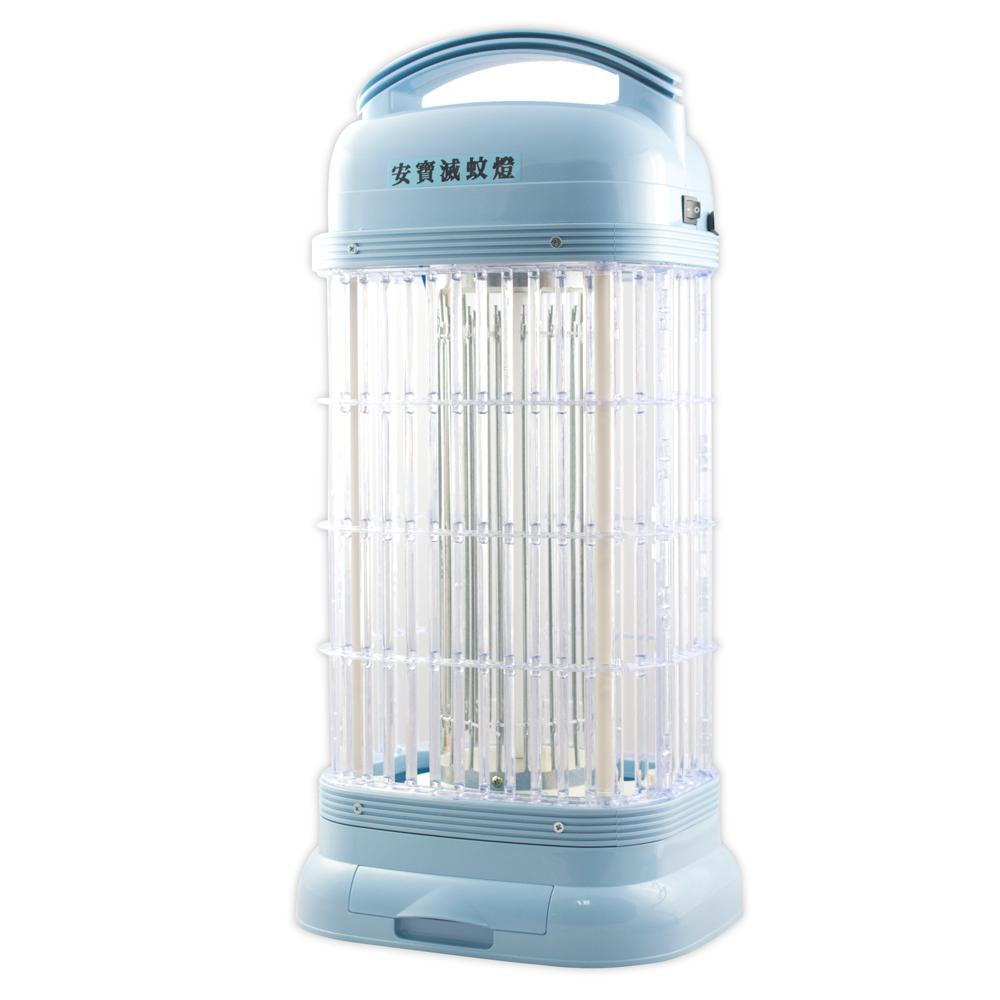 安寶15W電子捕蚊燈 AB-9013B