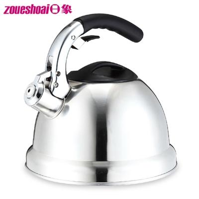 日象3.0L優緻不鏽鋼笛音壺 ZONK-02-30S