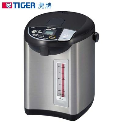 TIGER虎牌4.0L微電腦大按鈕熱水瓶 PDU-A40R