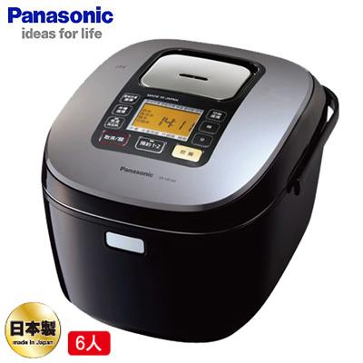 Panasonic國際牌6人份IH微電腦電子鍋 SR-HB104