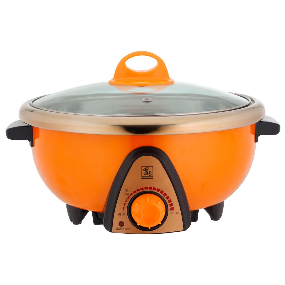 鍋寶5L分離式不鏽鋼多功能料理鍋 SEC-520-D