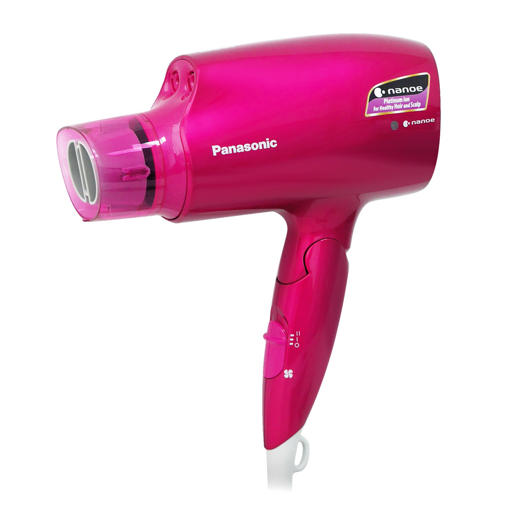 Panasonic國際牌奈米水離子吹風機 EH-NA46*贈送專業整髮烘罩器 EH-2N02-C