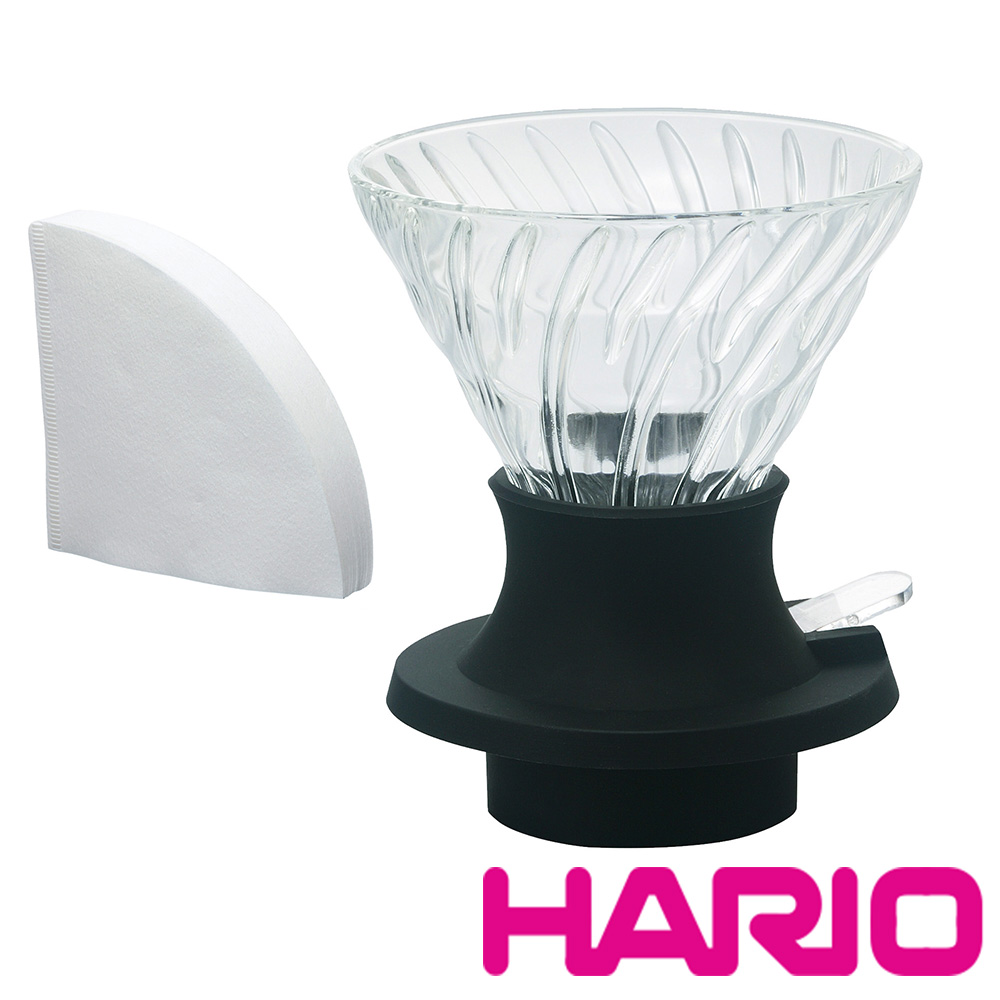 HARIO 浸漬式濾杯組 SSD-200-B