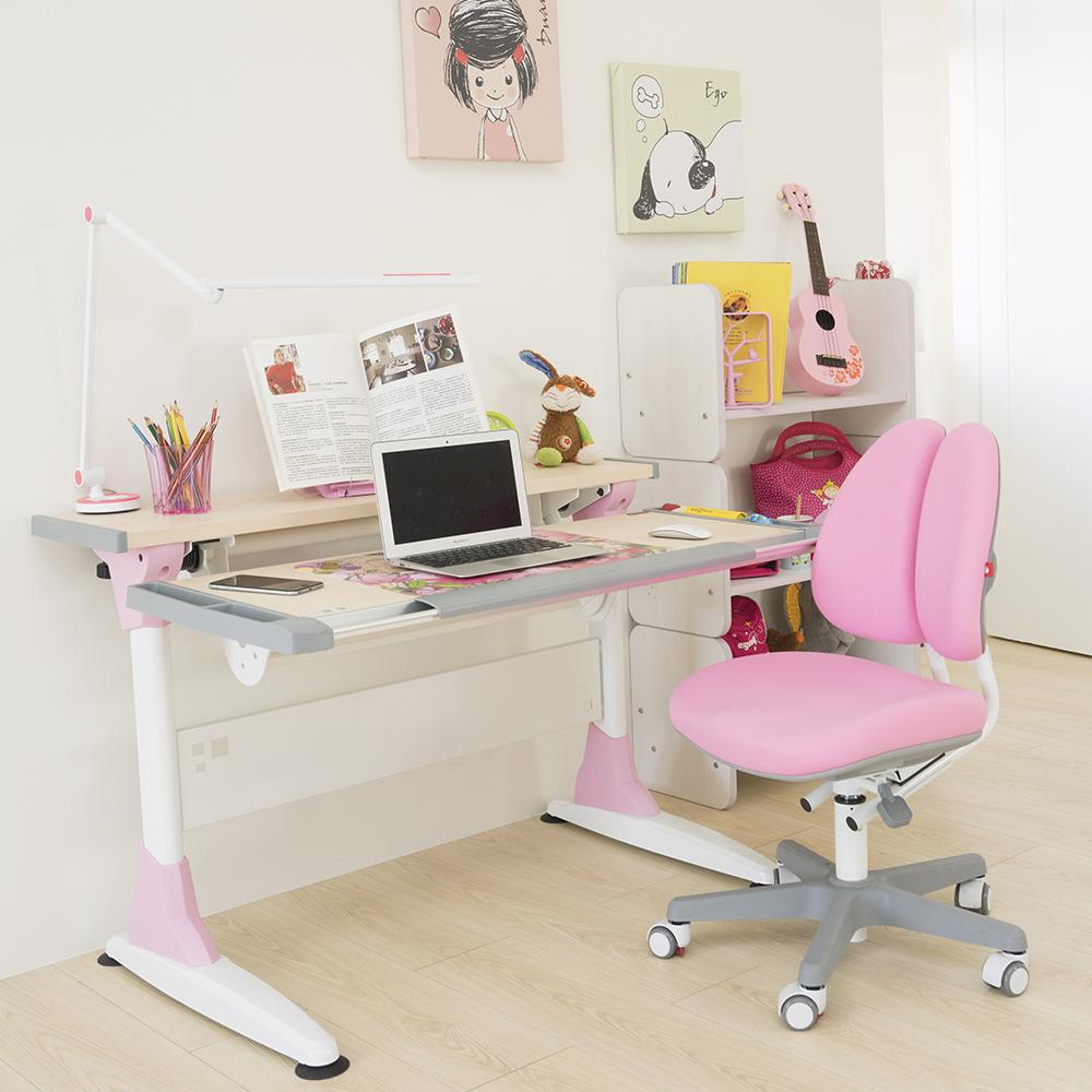 【大將作】 N3-S兒童成長桌+椅組(DUO椅)