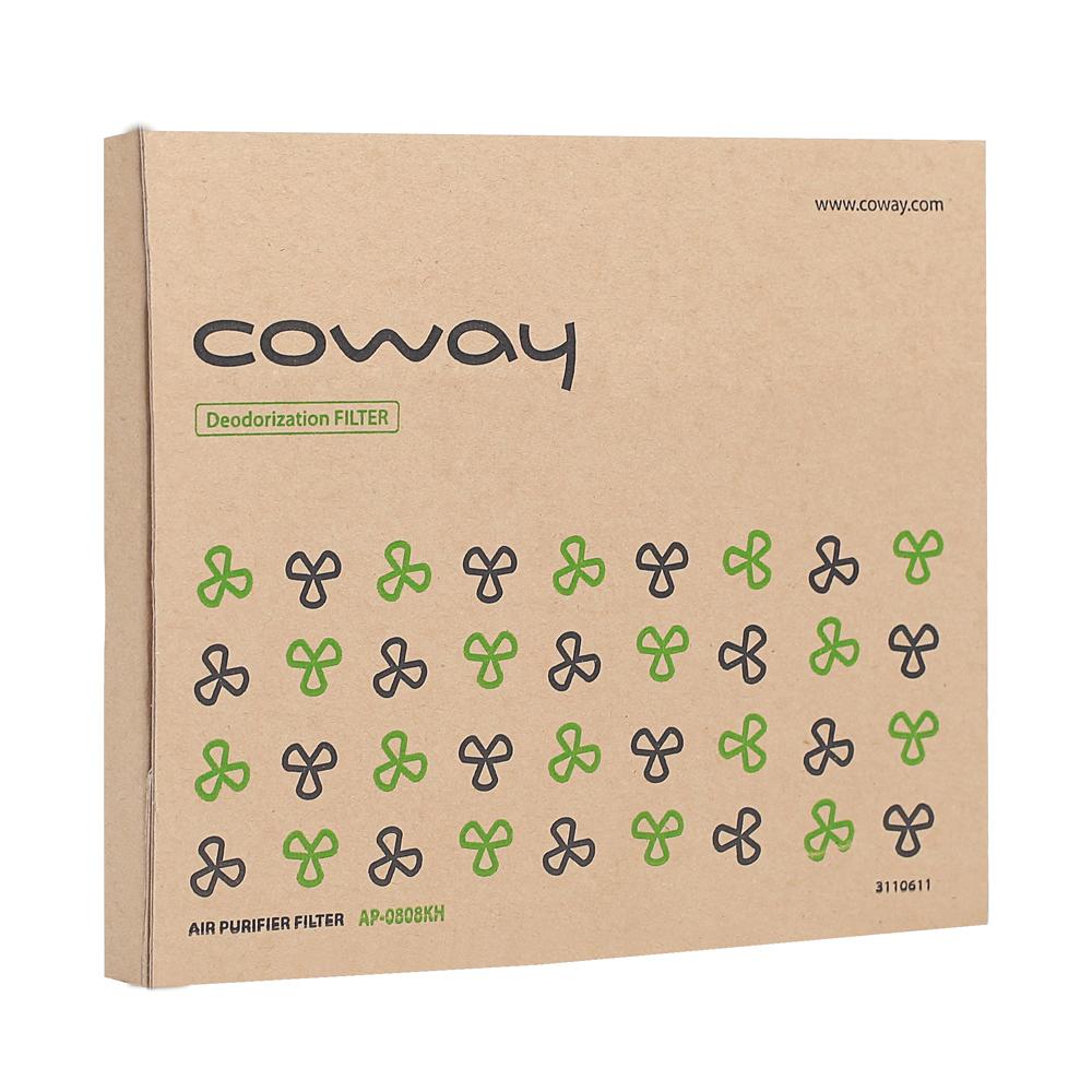 Coway 活性碳前置濾網1片入【抗敏型 AP-0808KH】