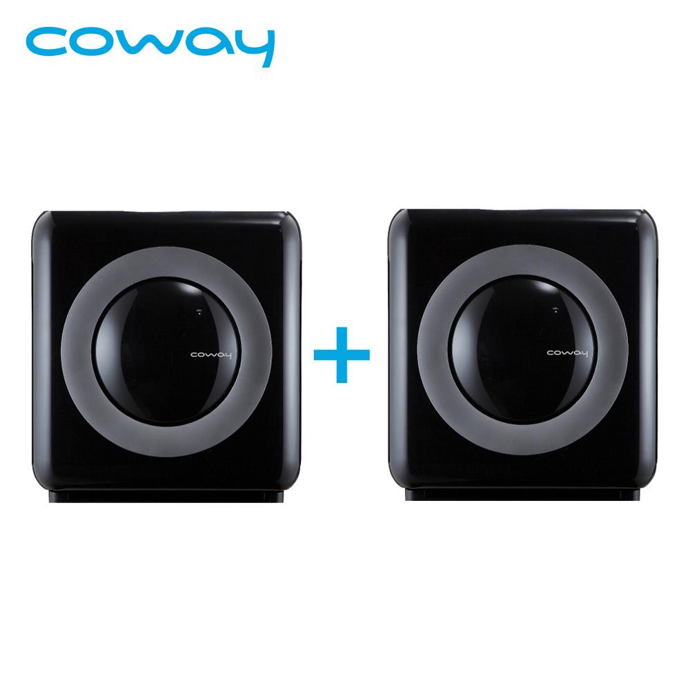 (雙機組)Coway旗艦環禦型空氣清淨機AP-1512HH(共2台)