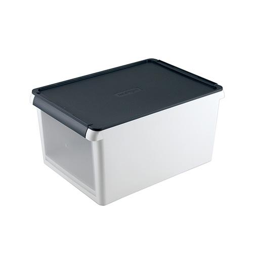 (6入)小房子雙開掀蓋式收納箱