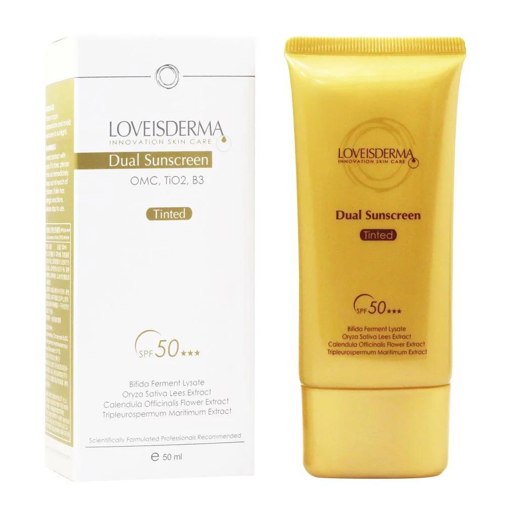 LOVEISDERMA 愛斯德瑪 全護複方潤膚防曬乳SPF50+++ 50g