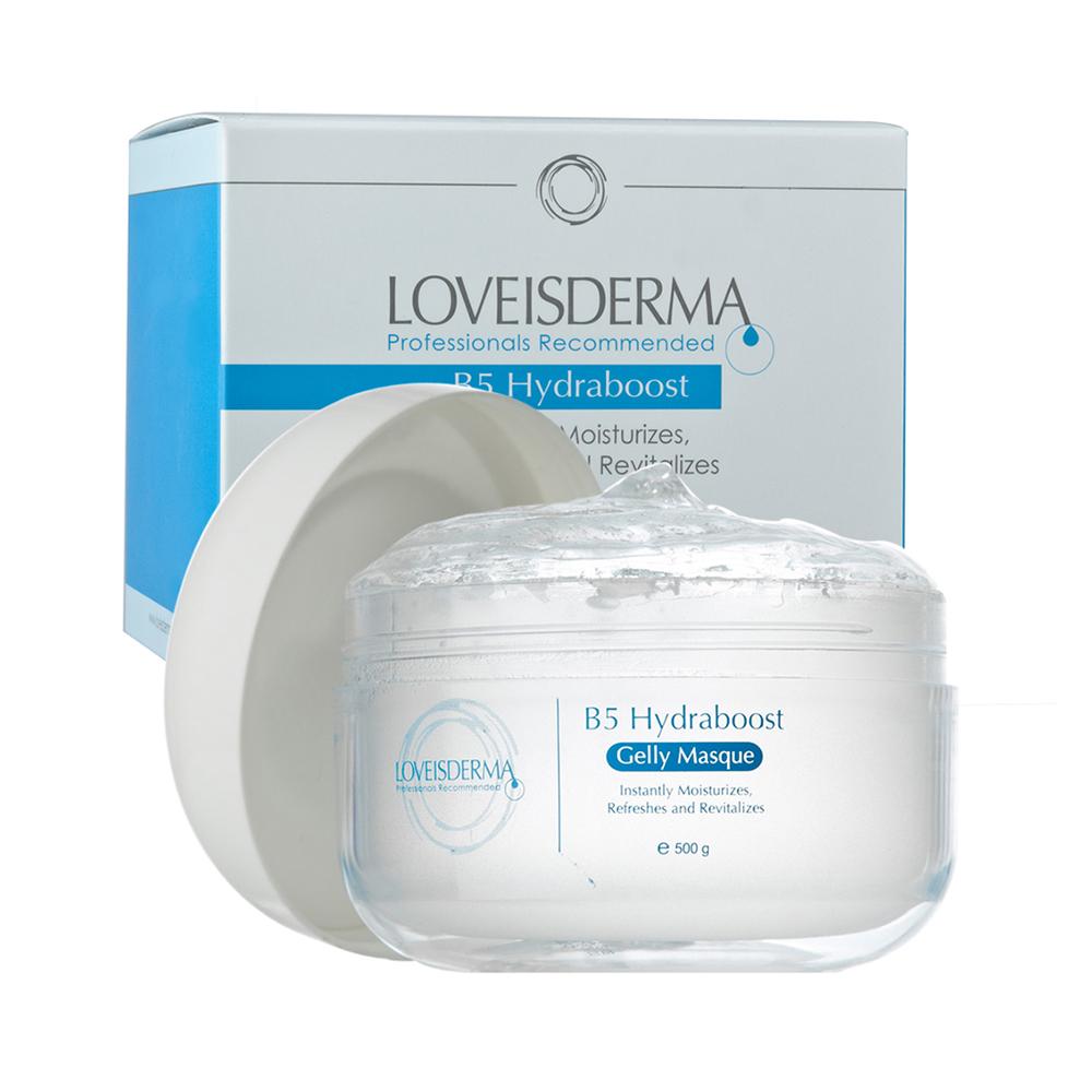 LOVEISDERMA愛斯德瑪 B5保濕凝膠面膜 500g