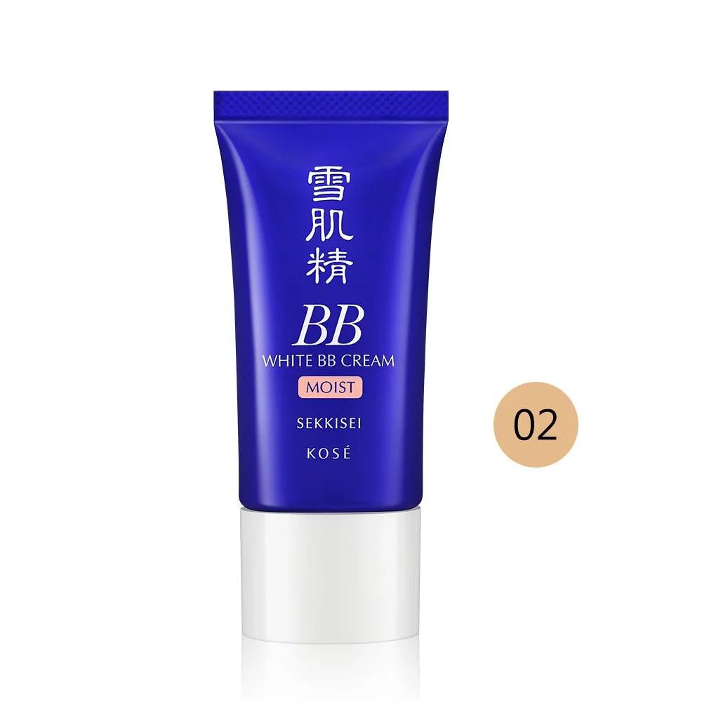 KOSE 高絲 雪肌精 潤白保濕BB霜 SPF40•PA+++ (02 自然色) 30g
