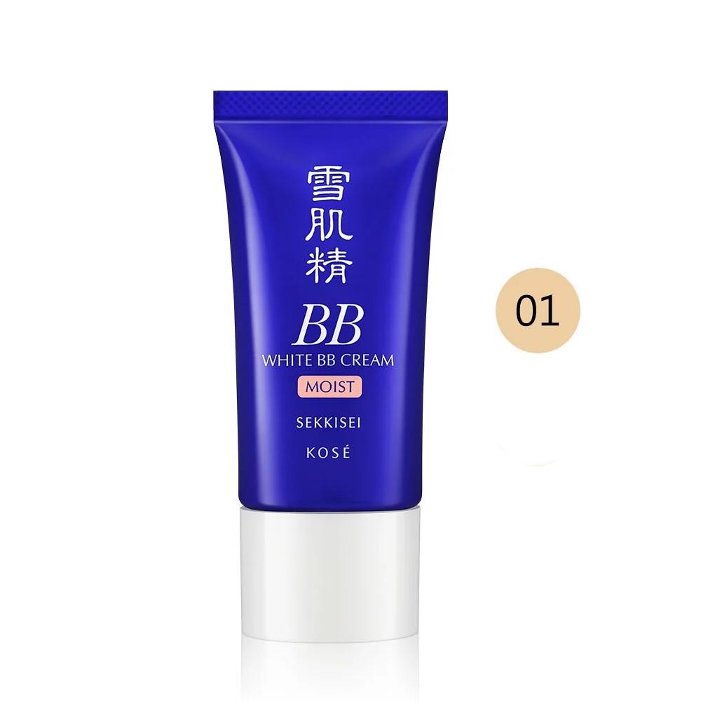 KOSE 高絲 雪肌精 潤白保濕BB霜 SPF40•PA+++ (01 明亮色) 30g