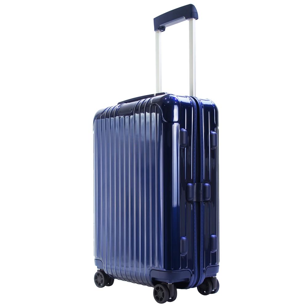 RIMOWA ESSENTIAL Cabin S 20吋登機箱(亮藍)