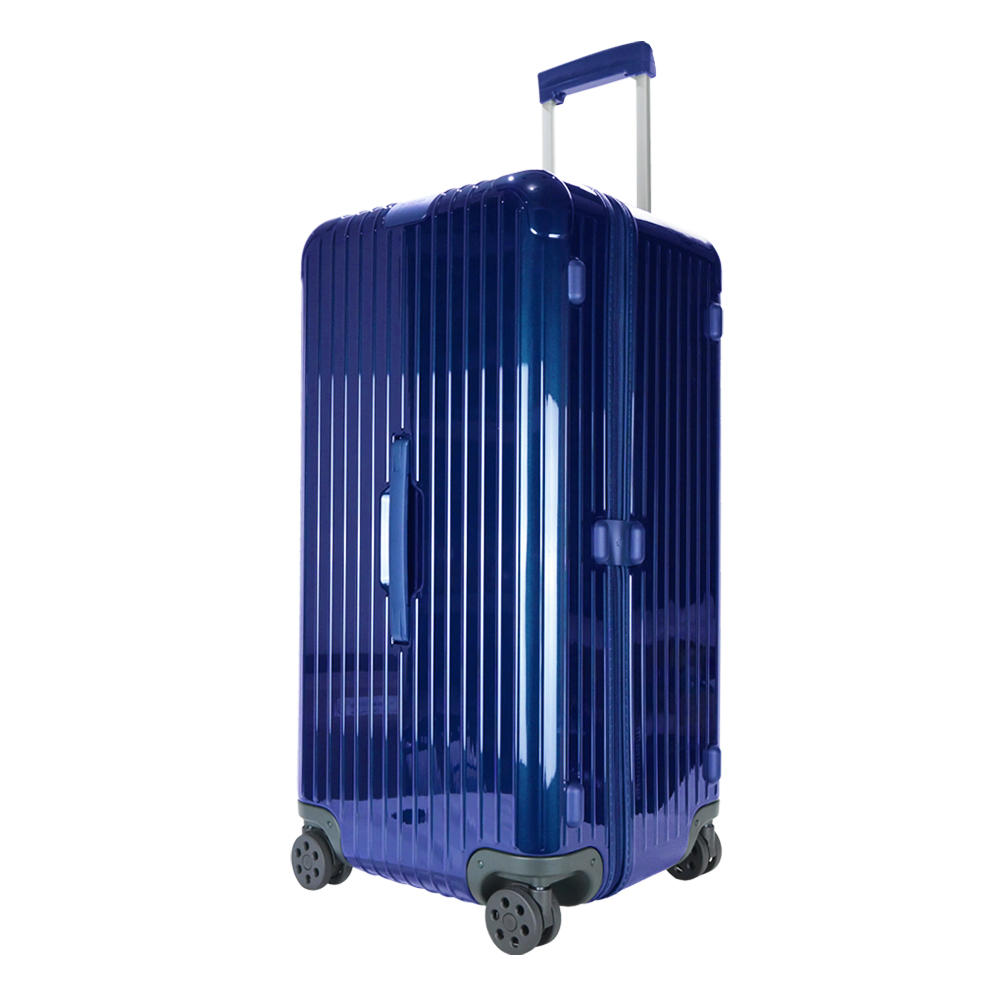 RIMOWA ESSENTIAL Trunk Plus 28吋大型運動旅行箱(亮藍)