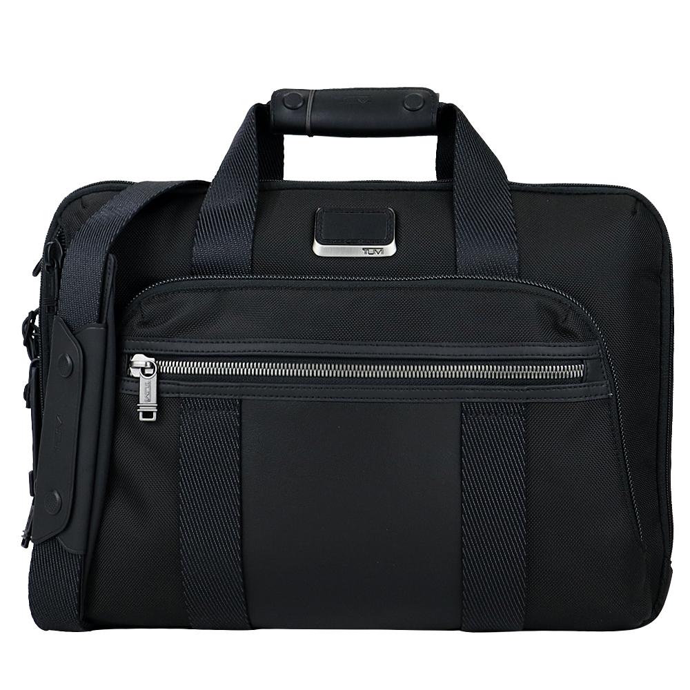 TUMI ALPHA BRAVO MURRAY系列15吋筆電3用手提包(黑)